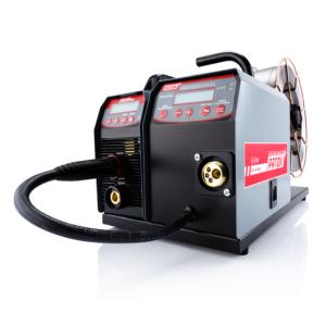 Svets PSI 250 PRO (15-2) 230V PULSE DC MMA/TIG MIG/MAG